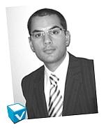 Siamak Taghaddos, CEO of GotVmail