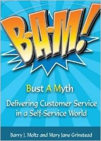 BAM! Delivering Customer Service in a Self Service World