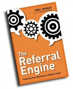 The Referral Engine Book